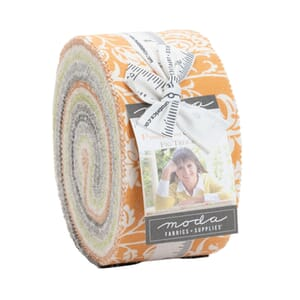 Moda Pumpkins and Blossoms Jelly Roll