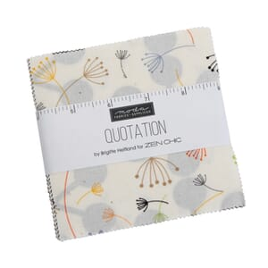 Moda Quotation Charm Pack