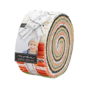 Moda Quotation Jelly Roll
