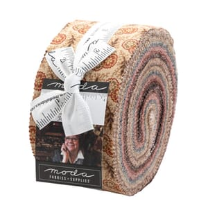 Large Image of the Moda Rose Jelly Roll