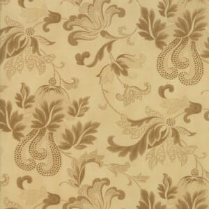 Large Picture of Moda Fabric Rosewood Flourish Vanilla