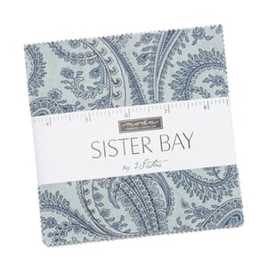 Large Image of the Moda Sister Bay Charm Pack