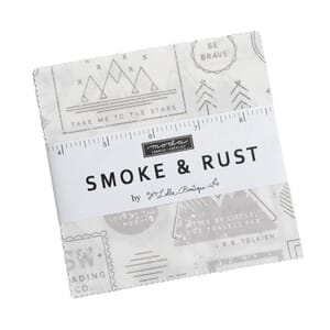 Moda Smoke and Rust Charm Pack