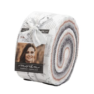Moda Smoke and Rust Jelly Roll
