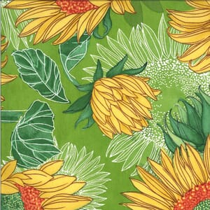Moda Solana Sunflowers Sprout