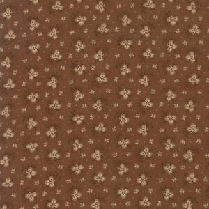 Thumbnail Picture of Moda Fabric Spice It Up Flora Medium Brown