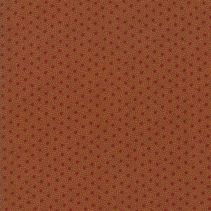 Thumbnail Picture of Moda Fabric Spice It Up Dotty Rust