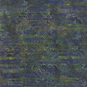 Moda Fabric Splendor Batik Emerald 16