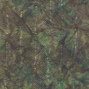 Moda Fabric Splendor Batik Forest 33