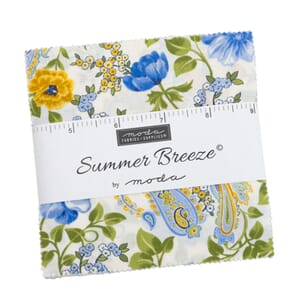 Large Image of the Moda Summer Breeze Charm Pack