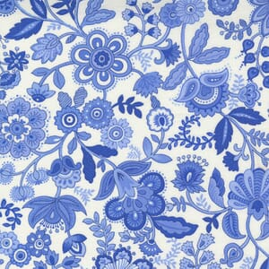 Small Image of the Moda Summer Breeze Folkloric Ivory Fabric 33612 11