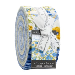 Small Image of the Moda Summer Breeze Jelly Roll