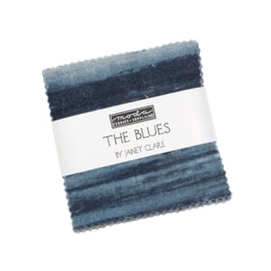 Moda The Blues Mini Charm