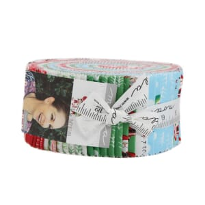 Moda Fabric The North Pole Jelly Roll