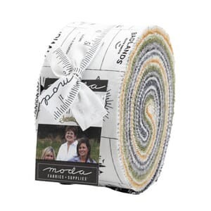 Large Image of the Moda Timber Jelly Roll