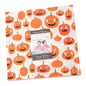 Small image of Moda Too Cute To Spook Layer Cake 22420LC