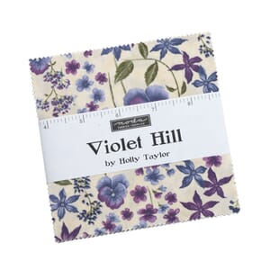 Moda Violet Hill Charm Pack