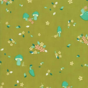 Thumbnail Picture of Moda Fabric Woodland Secrets Field Sprig