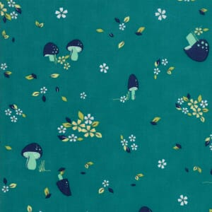 Thumbnail Picture of Moda Fabric Woodland Secrets Field Lagoon