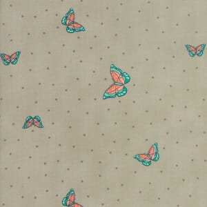 Thumbnail Picture of Moda Fabric Woodland Secrets Flutter Flax