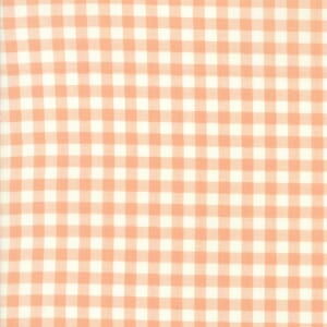 Thumbnail Picture of Moda Fabric Woodland Secrets Plaid Peach Blossom