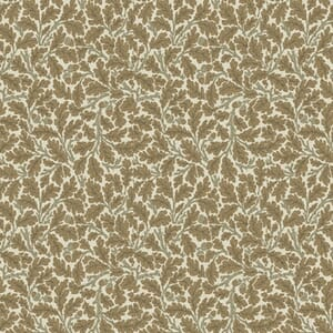 Morris & Co Orkney Oak Linen Fabric