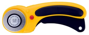 Small Image of Olfa Rotary Cutter Deluxe Retracting 45mm