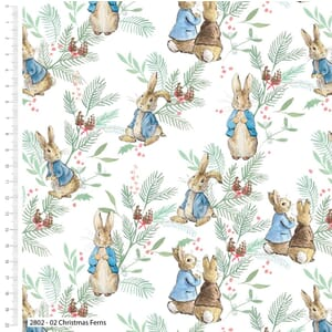 Peter Rabbit Christmas Traditions Ferns