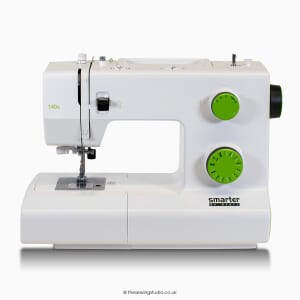 Pfaff Smarter By 140S Sewing Machine Studio Photo