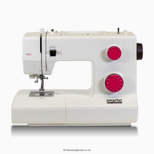 Pfaff Smarter By 160s Sewing Machine Studio Photo