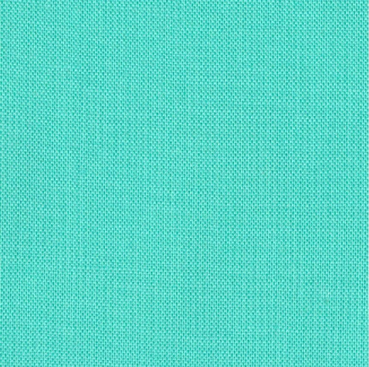 Plain Blue Turquoise Patchwork Fabric 100% Cotton 60 Inch Wide