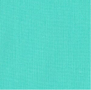Small Image of Plain Blue Turquoise Patchwork Fabric 100% Cotton 60 Inch Wide