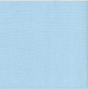 Small Image of Plain Cloud Blue Patchwork Fabric 100% Cotton 60 Inch Wide