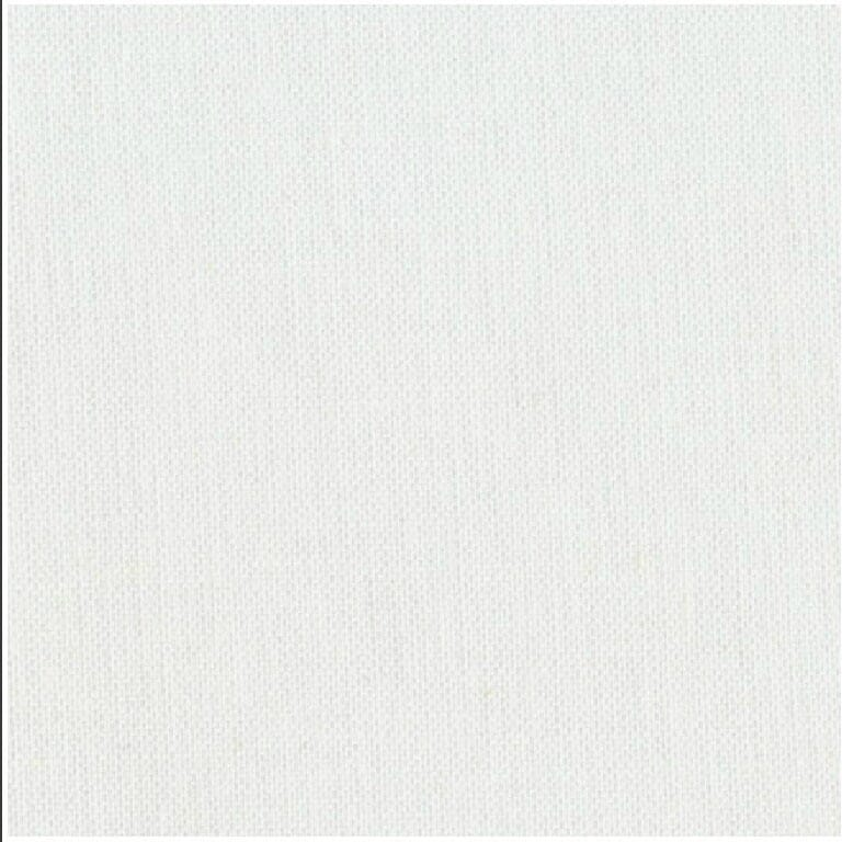 Plain Off White Patchwork Fabric 100% Cotton 60 Inch Wide