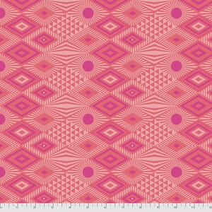 Tula Pink Daydreamer Lucy Dragonfruit