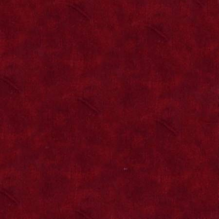 Quilt Backing Fabric 108 Inch Wide Cotton Blender Fabric Dark Red