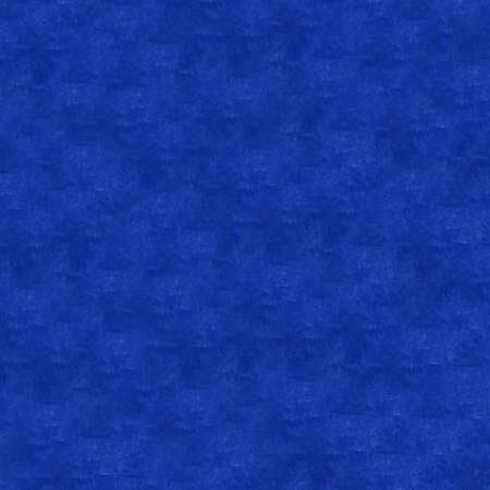 Quilt Backing Fabric 108 Inch Wide Cotton Blender Fabric Royal Blue