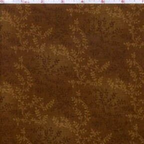 Small Image of Quilt Backing Fabric Tonal Vineyard Brown 108 Inch Wide