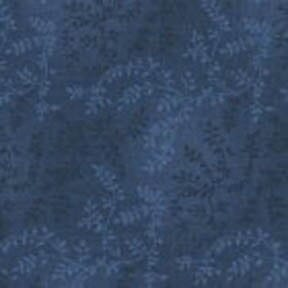 Small Image of Quilt Backing Fabric Tonal Vineyard Midnight Blue 108 Inch Wide
