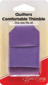 Quilters Leather Thimble