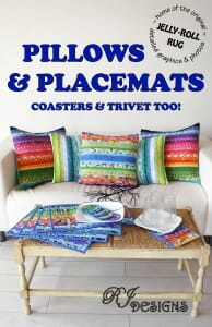 Pillows & Placemats Pattern