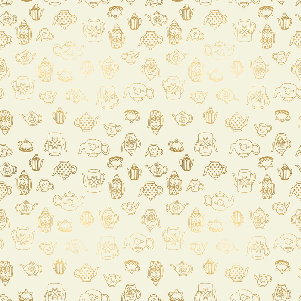 Ruby Star Fabric Purl Tea Time Shell RS2035 11M