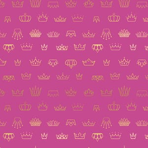 Large Image of the Ruby Star Reign Coronation Magenta Fabric RS1030 13M