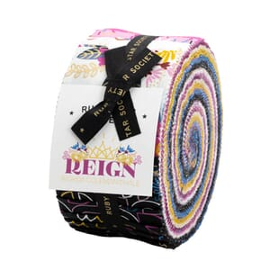 Large Image of the Ruby Star Reign Jelly Roll