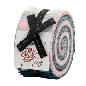 Ruby Star Purl Jelly Roll