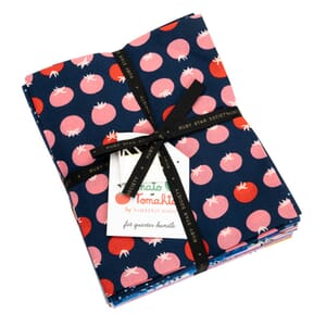 Small Image of the Ruby Star Tomato Tomahto Fat Quarter Bundle 28 Items