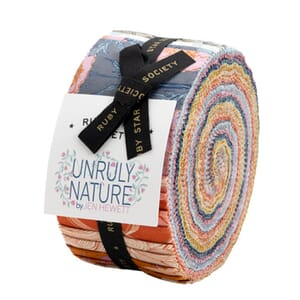 Large Image of the Ruby Star Unruly Nature Jelly Roll