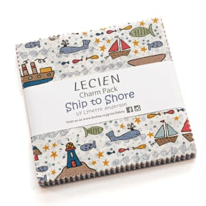 Lynette Anderson Ship to Shore Charm Pack