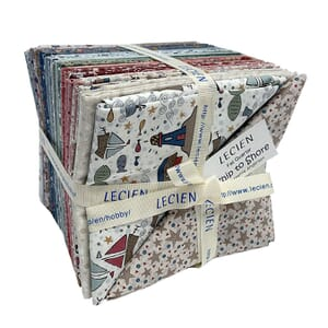 Lynette Anderson Ship to Shore Fat Quarter Pack