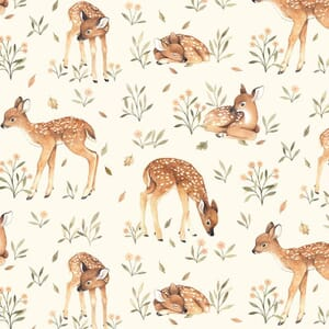 Little Fawn And Friends Little Fawn Cream